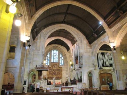 548 - Exeter St. David.