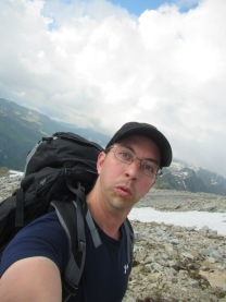 938 - hiking North of chamonix town site