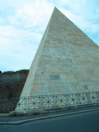 1278 - Driving our of Rome