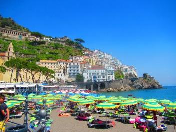 1493 - Amalfi Coast
