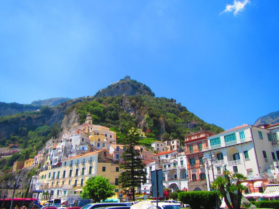 1496 - Amalfi Coast