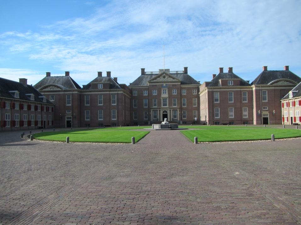 1879 - walking around Apeldoorn
