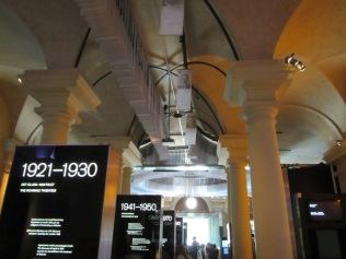 2023 - Nobel museum Stockholm.