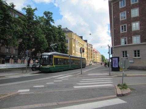 2255 - Walking around Helsinki