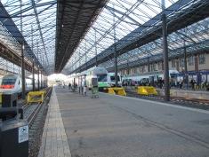 2389 - the train to Saint Petersburg
