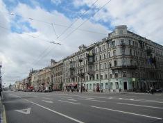2399 - walking around Saint Petersburg