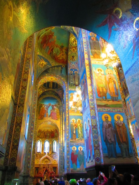 2416 - inside the Church of the Savior on Blood