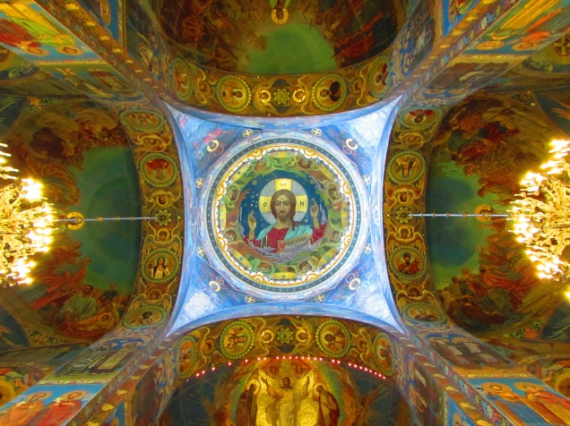 2422 - inside the Church of the Savior on Blood