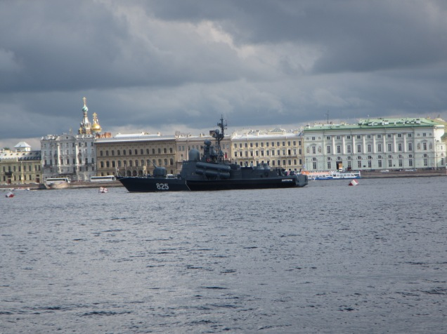 2531 - walking around Saint Petersburg