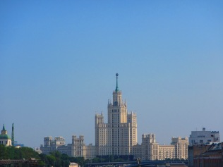 2768 - Walking around Moscow
