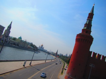 2770 - Walking around Moscow