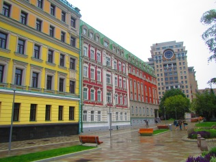 2817 - walking around Moscow