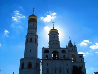 2851 - walking around Moscow(the Kremiln).