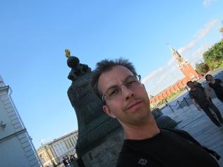 2861 - walking around Moscow(the Kremiln).