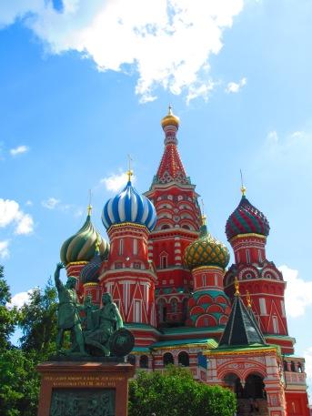 2878 - walking around Moscow