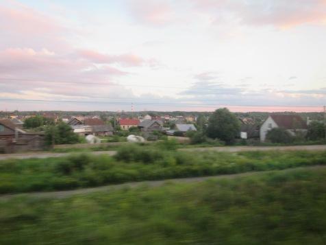 2931 - walking around Moscow.(on. the way to Irkutsk)