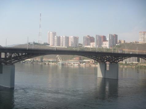 2944 - walking around Moscow.(on. the way to Irkutsk)
