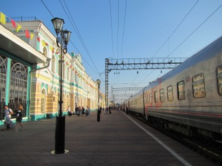 2972 - Train ride to Irkutsk