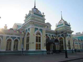 2974 - Train ride to Irkutsk
