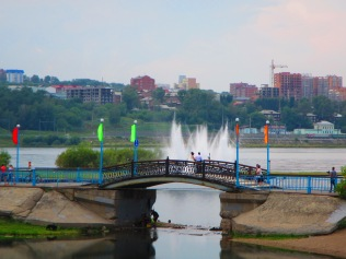 2993 - walking around Irkutsk