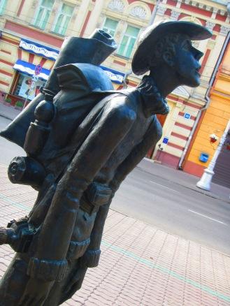 3010 - walking around Irkutsk