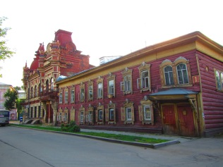 3013 - walking around Irkutsk