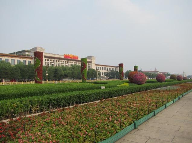 3196 - Walk to tienamen square beijing