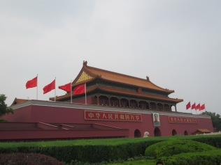 3207 - Walk to tienamen square beijing
