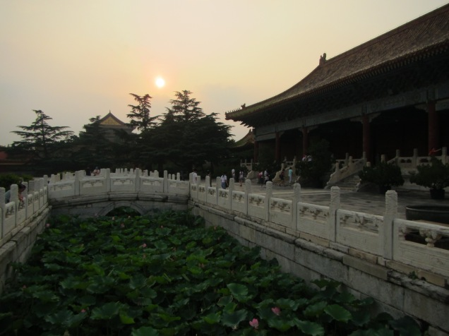 3233 - Walk to tienamen square beijing
