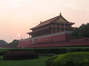 3255 - Walk to tienamen square beijing