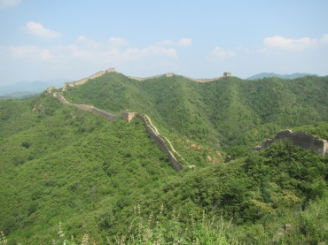 3748 - one of the great walls of China