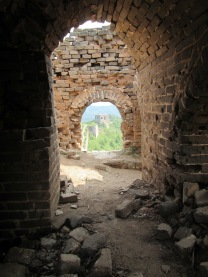 3754 - one of the great walls of China