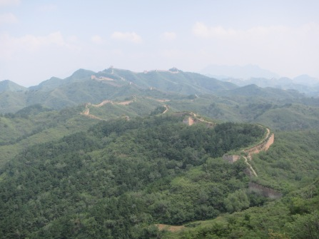 3760 - one of the great walls of China