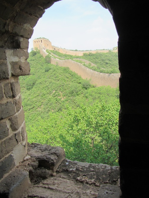 3778 - one of the great walls of China