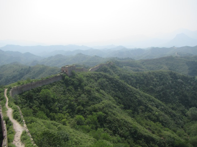3783 - one of the great walls of China