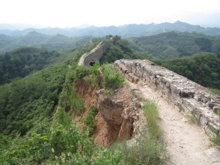 3793 - one of the great walls of China