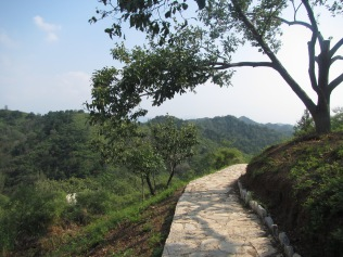 3794 - one of the great walls of China