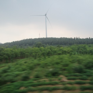 4105 - the train ride to Shanghi