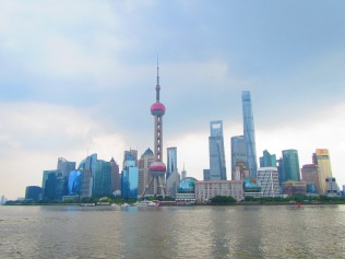 4139 - walking around Shanghai