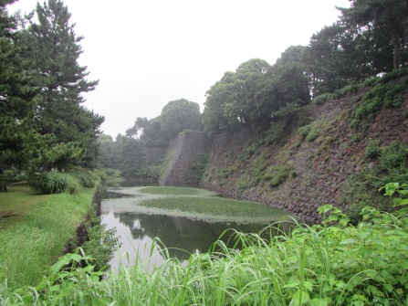 4403 - walking around Toyko(imperial palace)