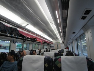 4421 - train to Mt. Fuji