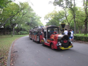 4773 - Osaka Castle(the highspeed version of the train in Sorentto)