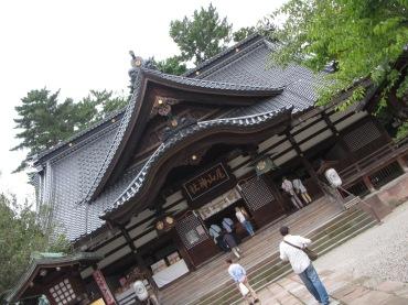 4887 - walking around Kanazawa
