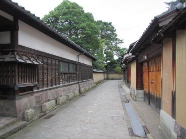 4905 - walking around Kanazawa(old town area)