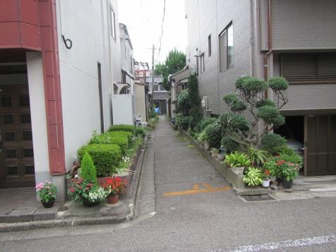 4934 - walking around Kanazawa