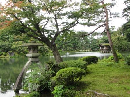 4965 - walking around Kanazawa(Kenroku-en)