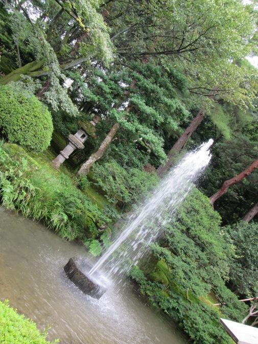 4974 - walking around Kanazawa(Kenroku-en)