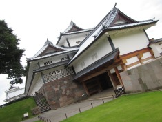5046 - walking around Kanazawa(Kanazawa Castle Park)