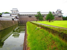 5050 - walking around Kanazawa(Kanazawa Castle Park)