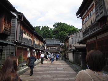 5133 - walking around Kanazawa(the old town)
